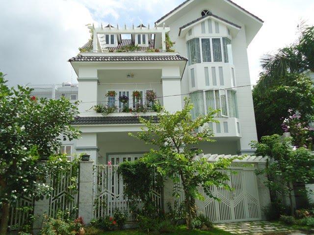 Bán Biệt Thự Mặt Tiền đường Trần Thủ Độ Quận Tân Phú 01
