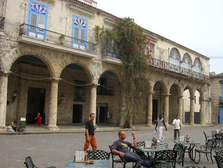 Obiective turistice Cuba: Havana veche