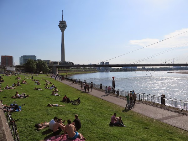 Dusseldorf at its best