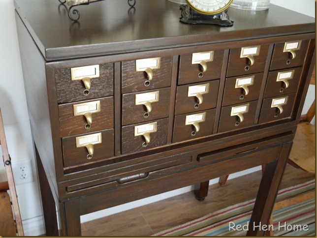 Red Hen Home card catalog 2