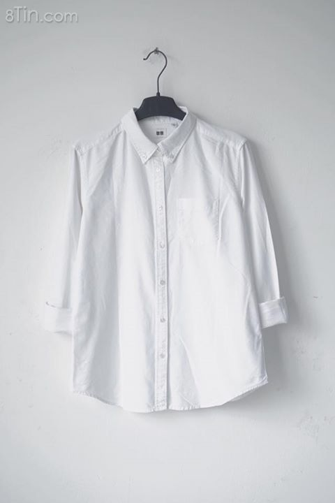 [NEW ARRIVAL] Sơ mi trắng trơn basic/ freesize/ oversize, sơ mi trắng