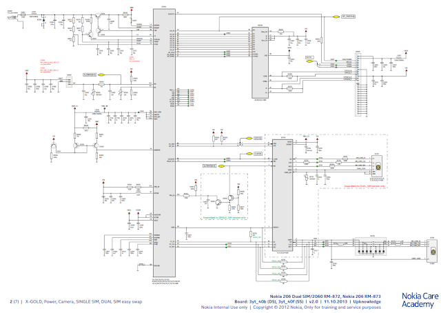 schematic 206 nokia  u2013 the wiring diagram  u2013 readingrat net