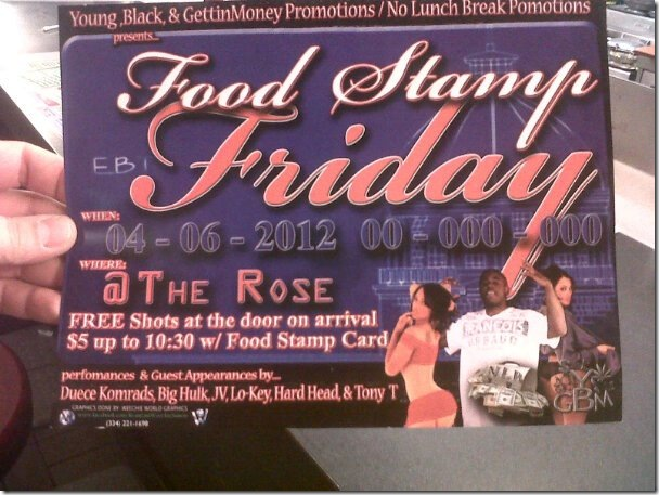 Food-Stamp-Friday-Party