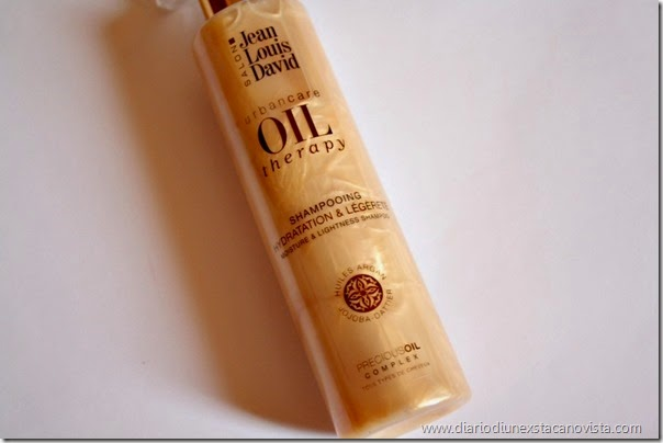 jean louis david oil therapy shampoo