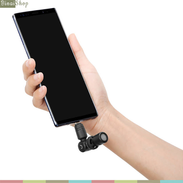 Saramonic Smartmic UC Mini