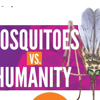 Today is WorldMosquitoDay Despite its size the mosquito is the deadliest animal