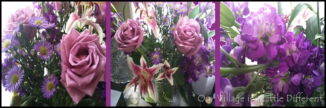 Lavender Rose and Lily Celebration From You Flowers