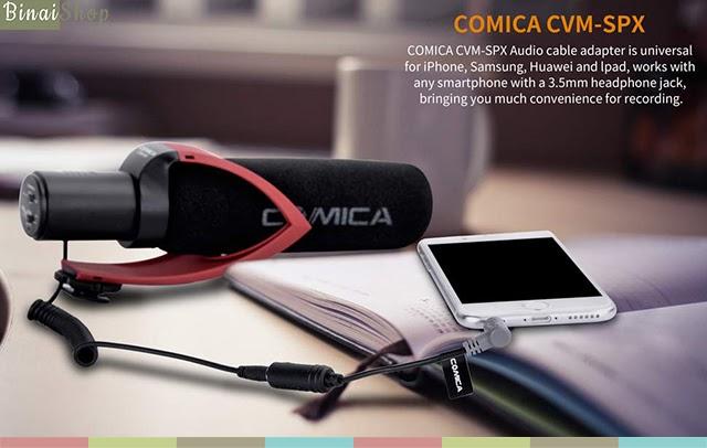 Comica CVM-SPX