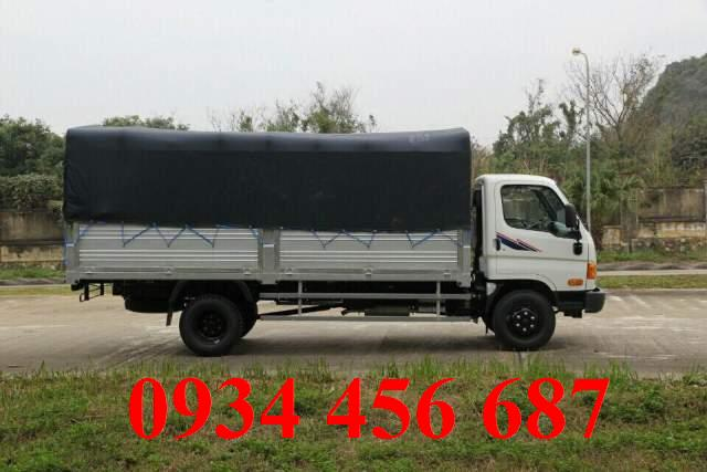 Xe tải Veam Hyundai 7 tấn