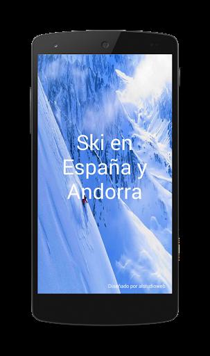 Ski en España y Andorra