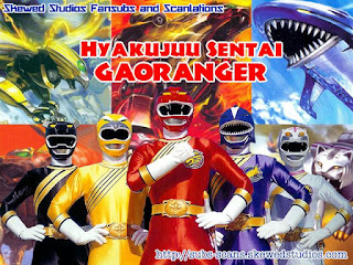 Siêu Nhân Gao Gaoranger The Movie