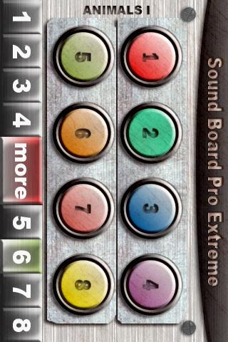 Free Sound Board Pro Extreme - screenshot