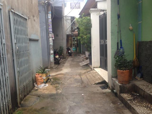 Bán nhà hẻm một sẹc Đỗ Đức Dục Phú Thọ Hòa Quận Tân Phú 3