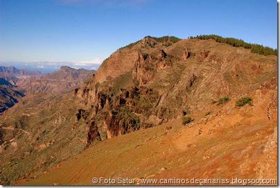 7016 Cruz Tejeda-Artenara-Guardaya(Los Moriscos)