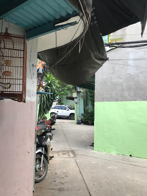 Bán nhà quận Tân Phú Hẻm một sẹc đường Phú Thọ Hòa 04