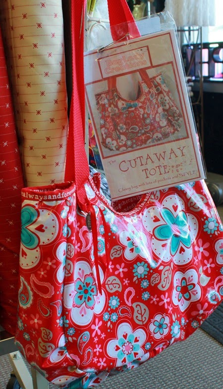 The Cutaway Tote Bag