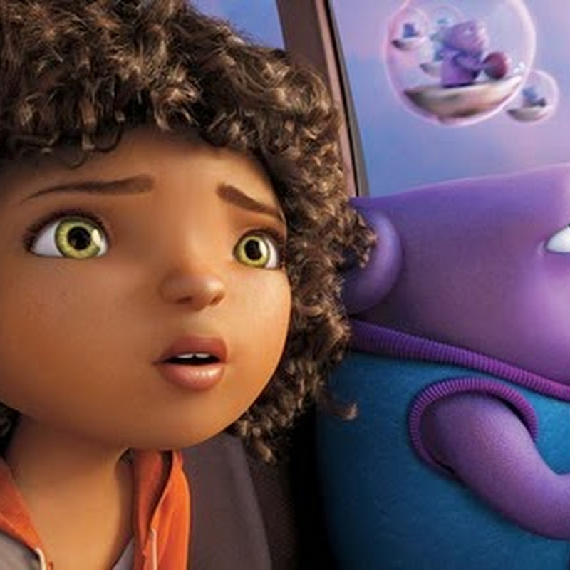 "Pop Icon Rihanna Lends Vocal Talent In Dreamworks Animation's ""Home"""