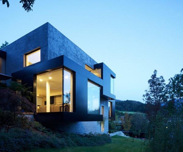 fachada-moderna-en-vivienda