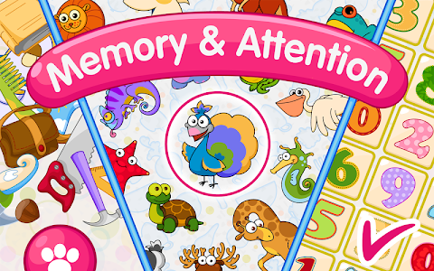 Memory games for kids 4 years v1.4