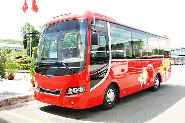 Xe khách 29 - 34 chỗ Samco Felix