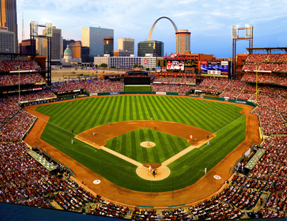 Cardinal Stadium Tours In St Louis