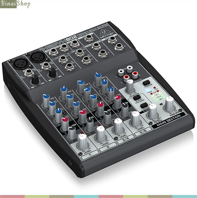 Behringer XENYX 802 Premium