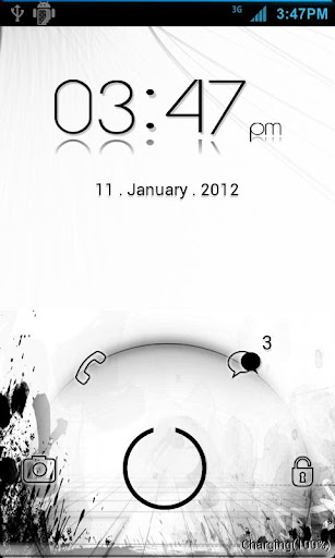 Lock FX White Go locker v1
