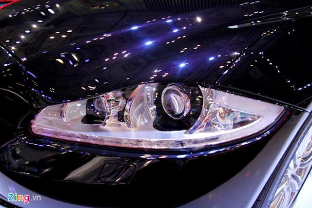 Cận cảnh siêu xe Jaguar XJL 07