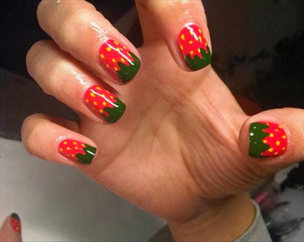 Do It Yourself Nail Designs: Easy Nail Designs To Do Yourself