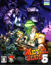 Mame roms metal Slug 6
