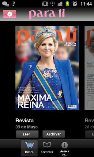 Revista Para Ti Argentina