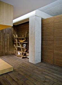 columna-hormigon-Departamento-loft