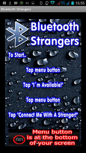 Bluetooth Strangers Chat