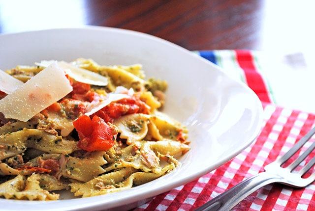 bowtie-pesto-pasta2