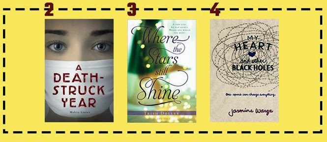 books 2-4 yellow