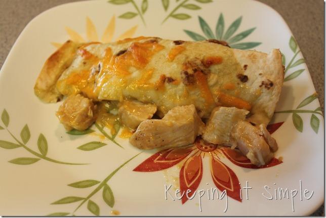 chicken enchiladas (2)