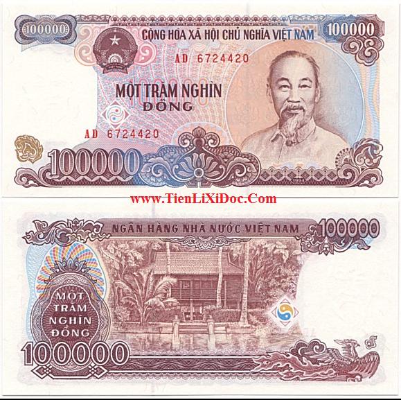 100.000 đồng 1994