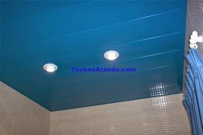 Falsos techos de aluminio Almería