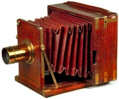 1864 -rouch view camera