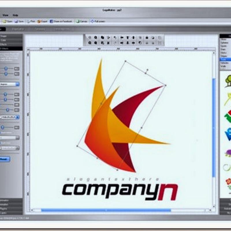 Best Free 3d Home Design Software 2015: LogoMaker-4.0v, Studio-v5 Logo Design Software And