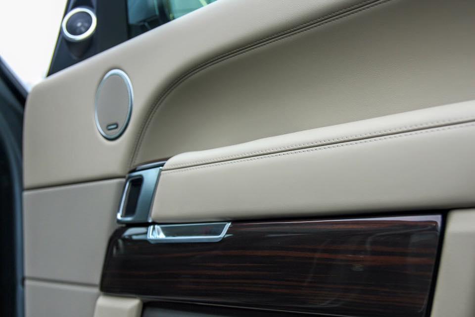 Nội thất xe Range Rover Vogue 013