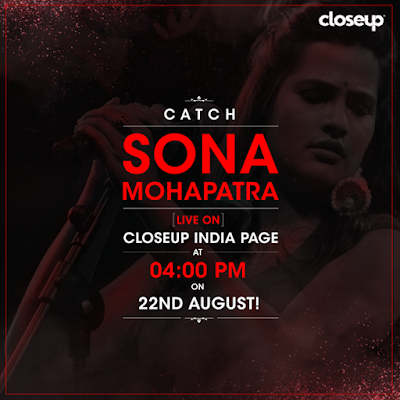 Join us for a oneonone live chat with the vocal powerhouse Sona