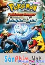 Chiến Binh Pokemon & Ngôi Đền Đại Dương