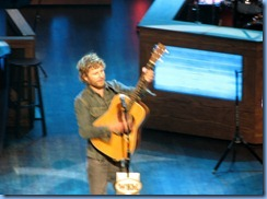 9282 Nashville, Tennessee - Grand Ole Opry radio show - Dierks Bentley