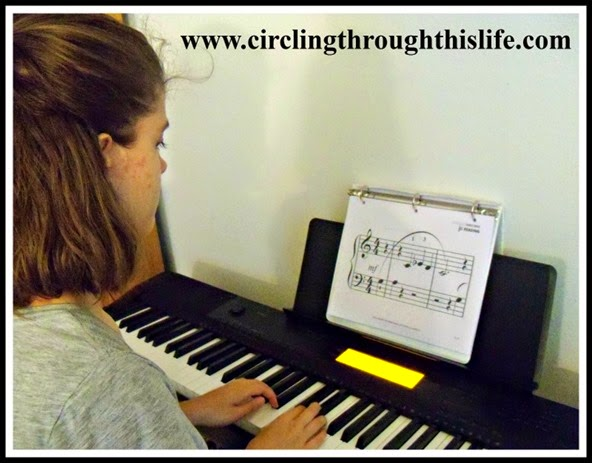 Learn piano at home with HomeSchoolPiano