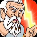 Math Games - Zeus vs. Monsters icon