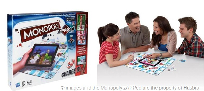 Monopoly zAPPed