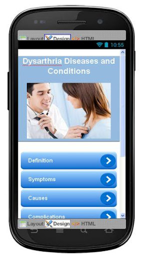 Dysarthria Disease Symptoms
