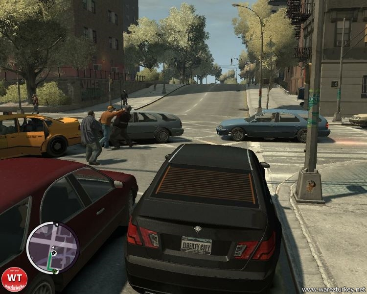 Grand Theft Auto 4: Episodes From Liberty City - Full Tek Link indir