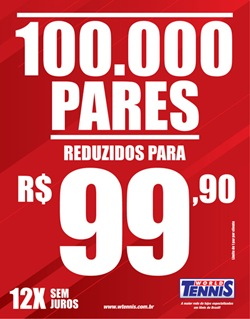 31229ab8a3 Promoção World Tennis com preços reduzidos para R  99